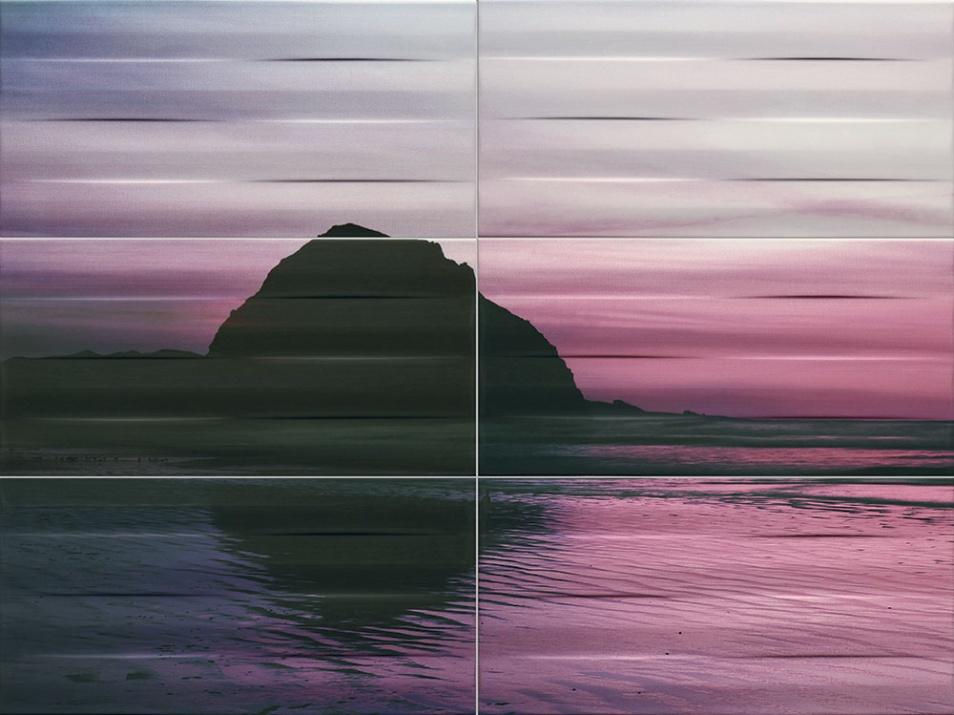 Maxima Violet 22,3x44,8 Декор Maxima Violet 1 67,3x89,8