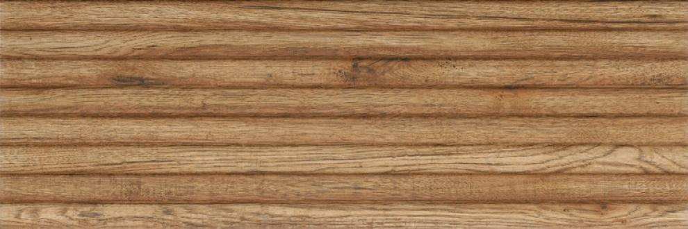Parma 25x75 Фаянс Parma Wood Relief 25x75