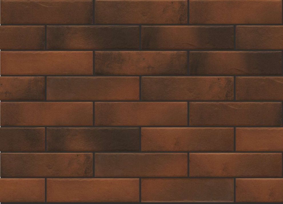 Retro Brick Retro Brick Chili 24,5x6,5x0,8