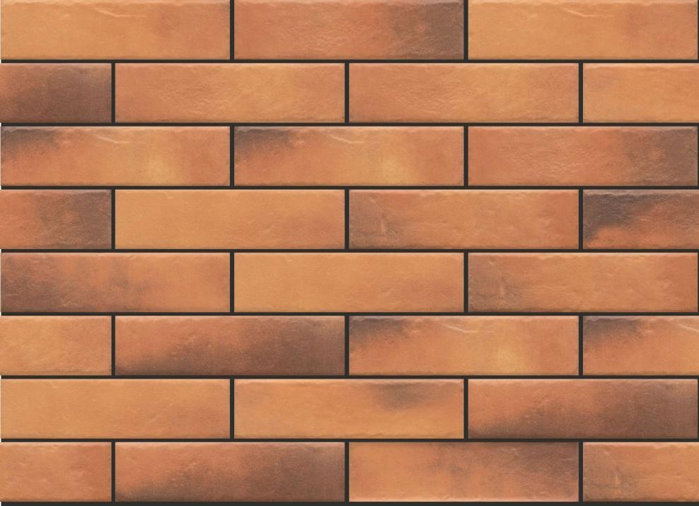 Retro Brick Retro Brick Curry 24,5x6,5x0,8