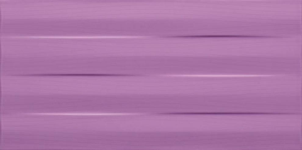 Maxima Violet 22,3x44,8 Фаянс Maxima Purple STR 22,3x44,8