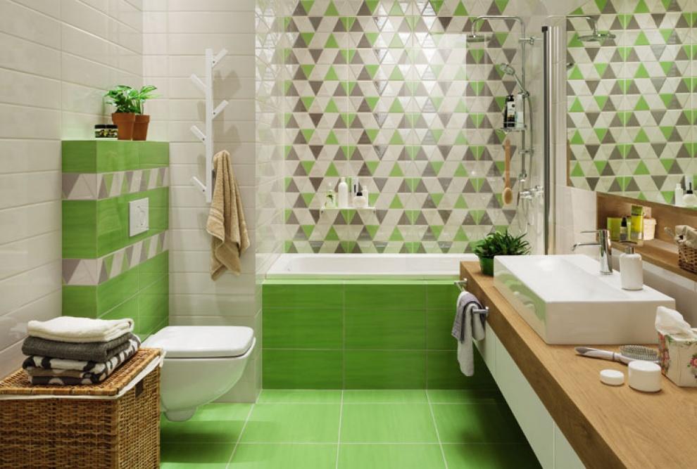 Tango Green 22,3x44,8