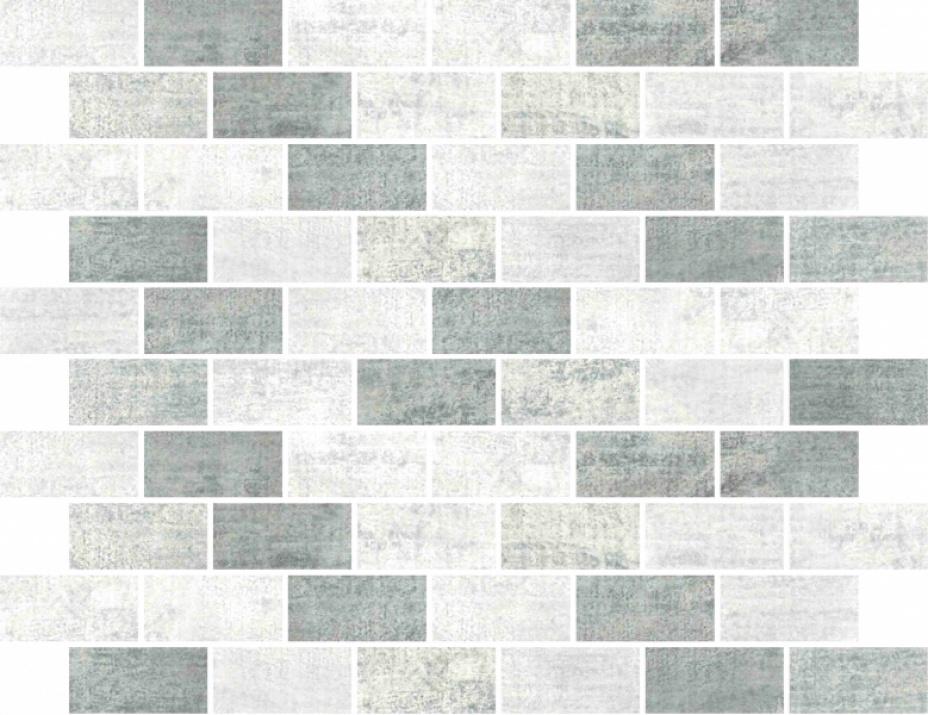 Modern Wall 25x60 Мозайка Wall 25x30